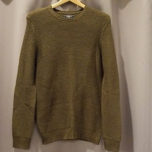 Forever 21 olive green sweater!